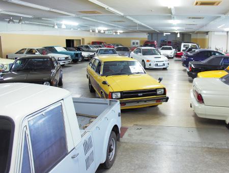 自動車販売事業 画像