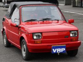 DAP650(フィアット126)