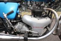 W1 初期型 シングルキャブ 純正バンパー