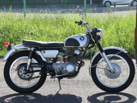 ホンダ CL72 タイプ1