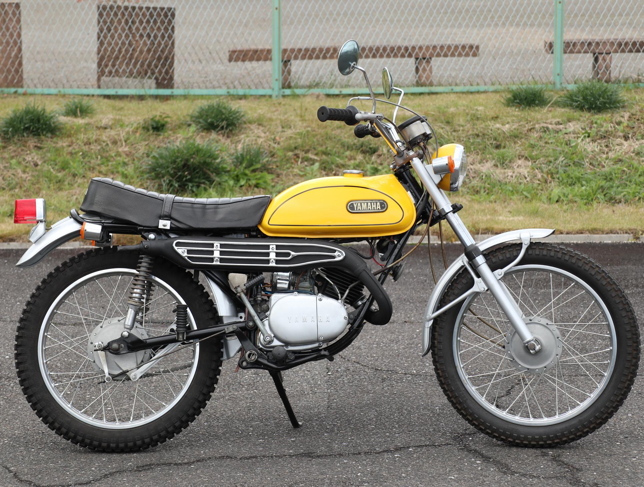 ヤマハ HT-1 黄