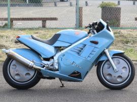 ブロス650 ホワイトハウス社コンプリートバイク FOGGY