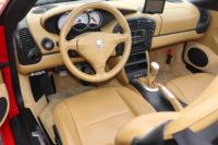 ボクスターS 6速マニュアル車