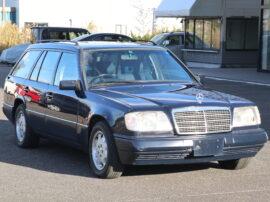 E280ワゴン W124