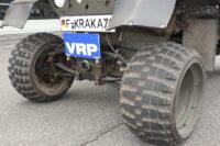 FaunKraka640 西ドイツ軍軍用車 国内登録済み