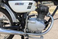 初期型CB50