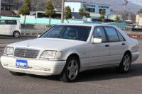 S500L W140