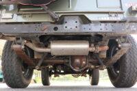 三菱ジープ2.7ディーゼルターボ 4WD